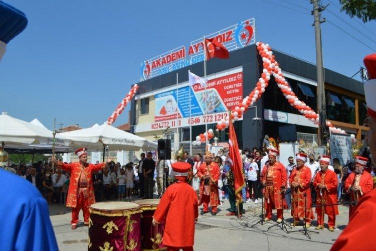 Bursa'da özel insanlara özel okul