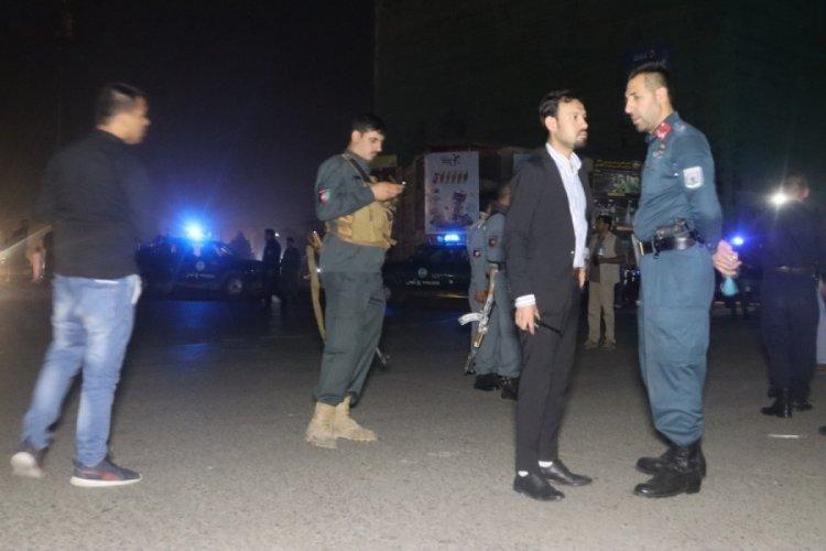 Kabil'deki saldırıda 3 sivil hayatını kaybetti