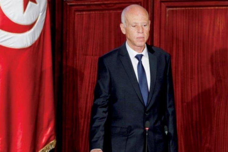 Tunus Cumhurbaşkanı Said'e Sisi'den destek