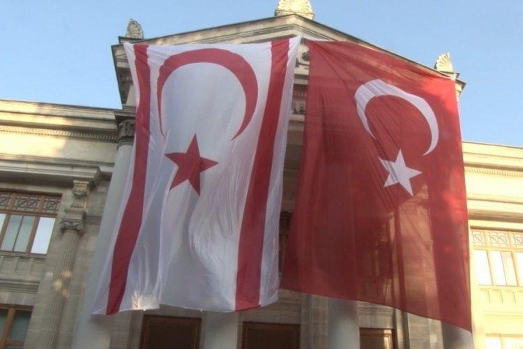 Kıbrıs'tan Türkiye'ye destek