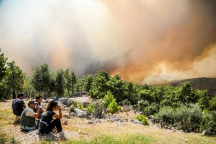 Yangınlarda son durum! Alevlerle kıyasıya mücadele