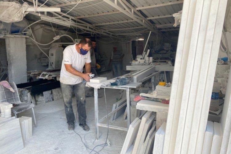 Bursa'da mermercilik sektöründe zam sıkıntısı! (ÖZEL HABER)