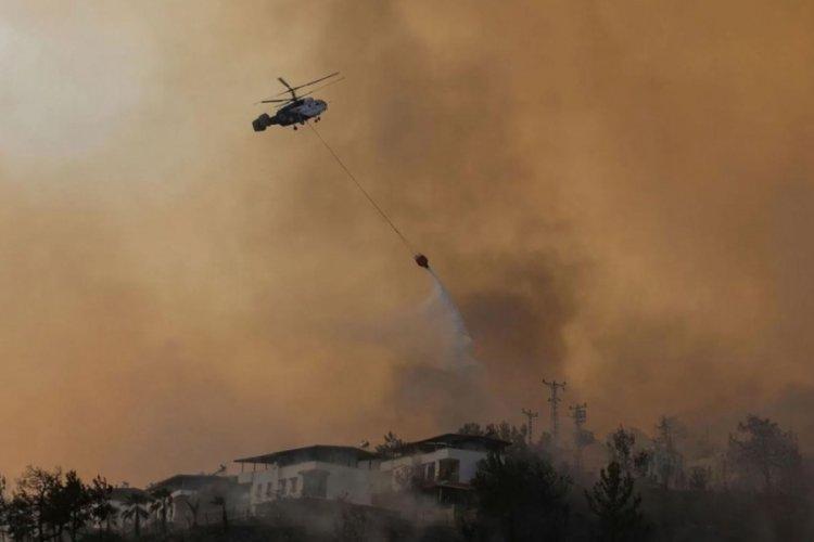 Kandilli Rasathanesi Meteoroloji Laboratuvarı Başkanı Adil Tek: Yangın bölgelerinde yağış gözükmüyor