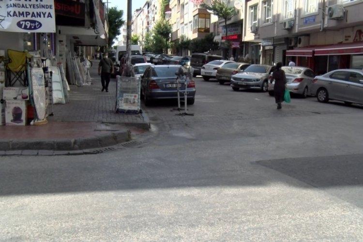 İstanbul Güngören'de sürücü yayaya çarpıp kaçtı!