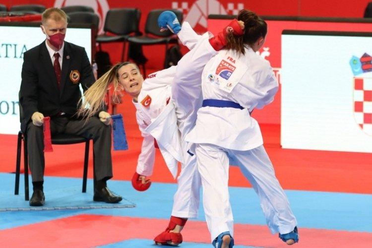 Milli karatecilerimiz yarın altın için vuracak