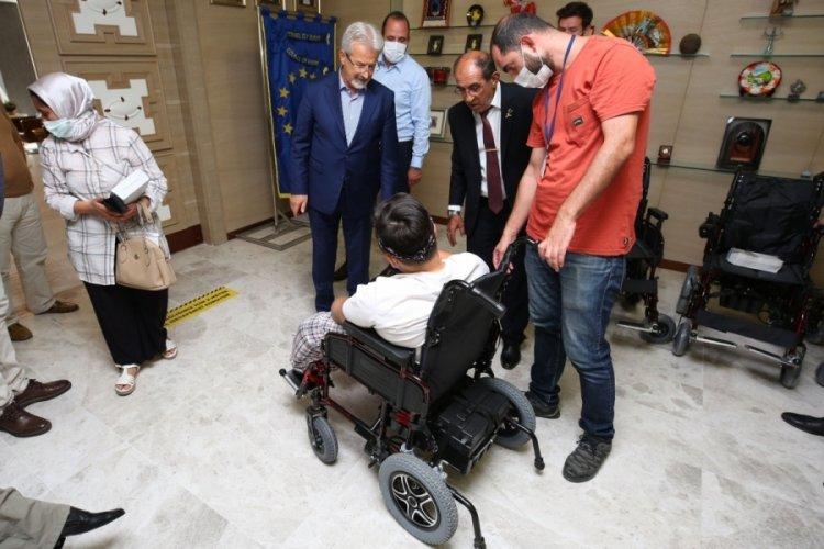 Bursa'da hayırsever vatandaştan anlamlı bağış!
