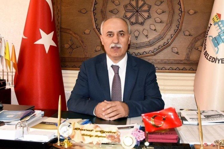 Bursa Yenişehir Belediyesi yangın mağdurları için bağış kampanyası başlattı
