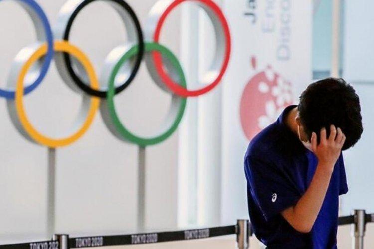Tokyo Olimpiyatlarında korkutan deprem!