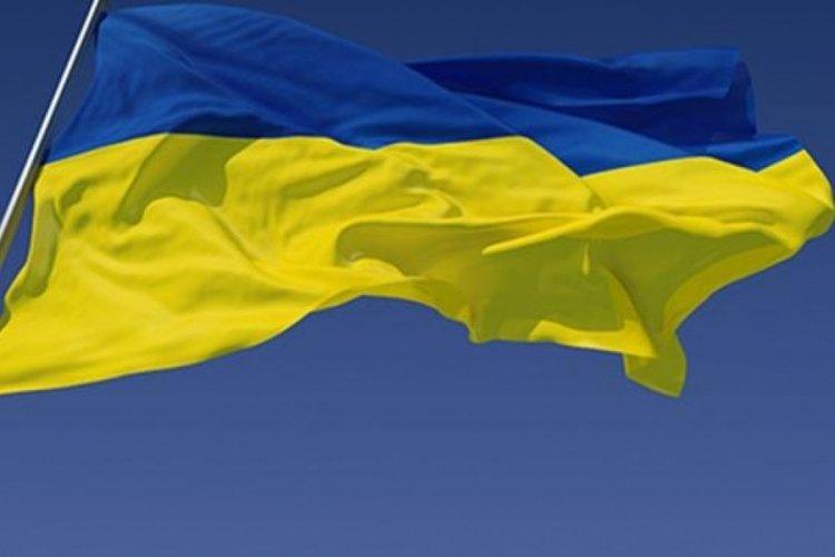 Ukrayna'da el bombası taşıyan kişi hükümet binasına girdi!