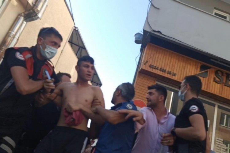 Bursa'da husûmetlilerini öldüren 3 şüpheli adliyeye sevk edildi
