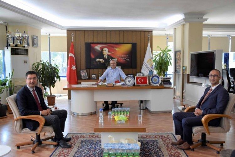 Bursa'da Başkan Özkan'dan enerji yatırımlarına destek