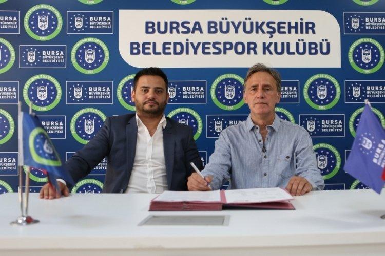 Bursa Büyükşehir Belediyespor Kadın Basketbol Takımı'nda Başantrenör Uğuz oldu