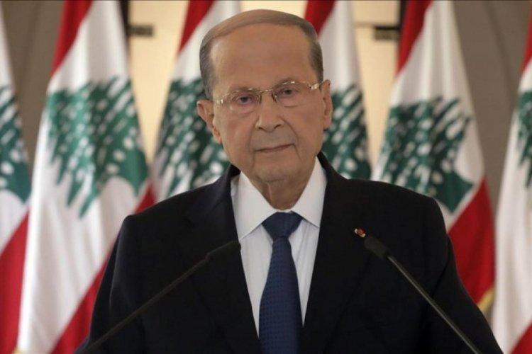 Lübnan Cumhurbaşkanı Avn: Lübnan'ın uluslararası toplumun yardım ve desteğine ihtiyacı var