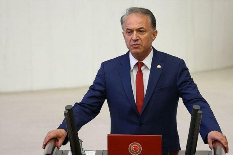 Bursa Milletvekili Yüksel Özkan'dan mültecilerle ilgili soru önergesi
