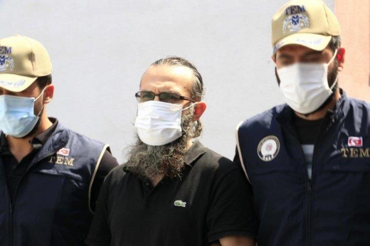 DEAŞ'lı terörist son anda yakalandı