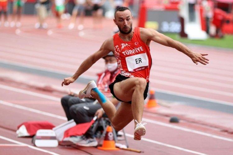 Milli sporcu Necati Er, olimpiyatı 6'ncı tamamladı