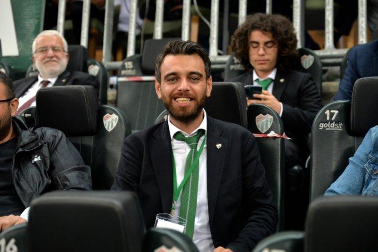 Bursaspor Kulübü 2. Başkanı Adanur: Bursaspor hepimizin