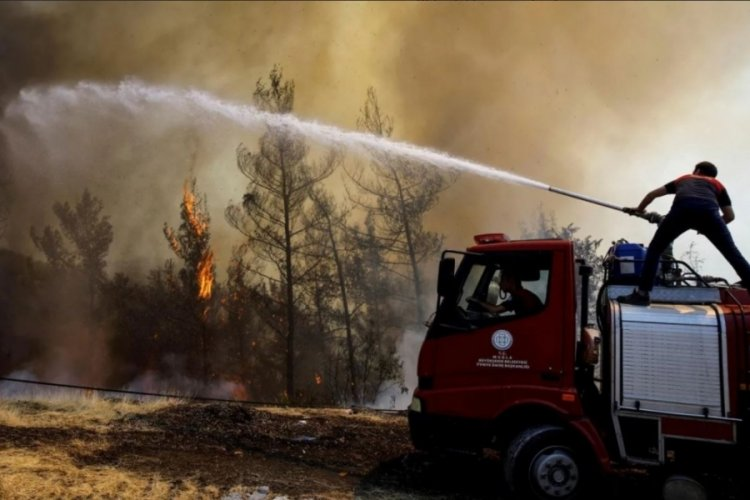Arazöz devrildi, 4 orman işçisi yaralandı
