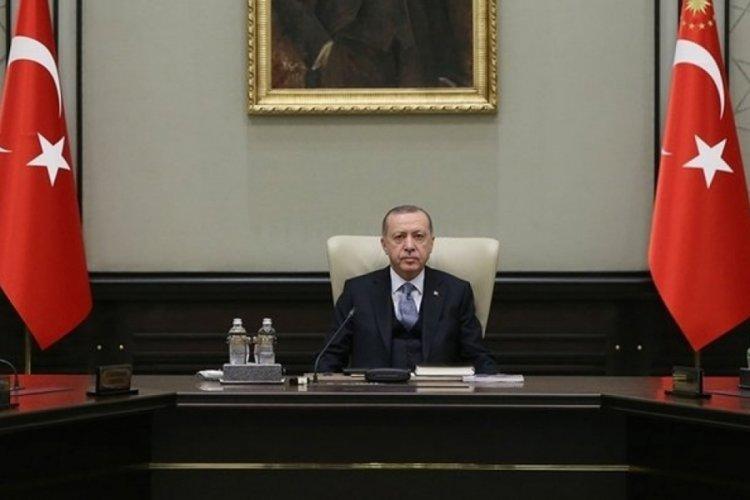 Cumhurbaşkanı Erdoğan başkanlığında MGK toplantısı başladı