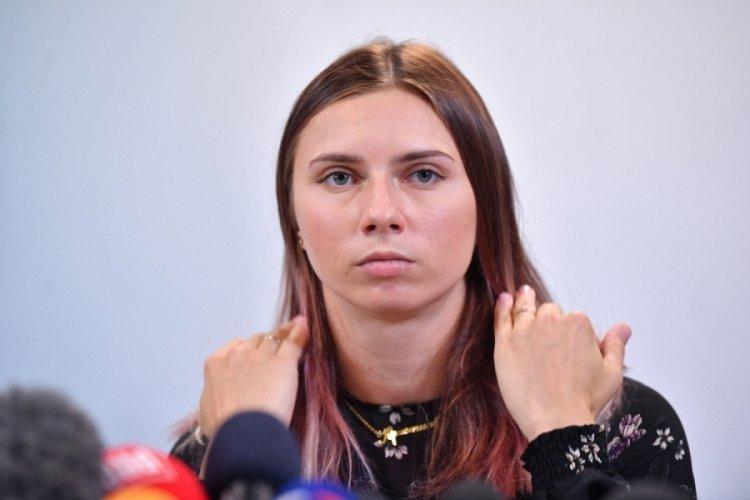 Tsimanouskaya: Akıl hastanesine yatırılabilir, hapishaneye atılabilirdim