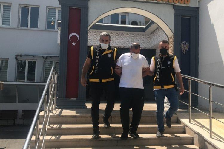Bursa'da eski eşini vuran zanlı tutuklandı