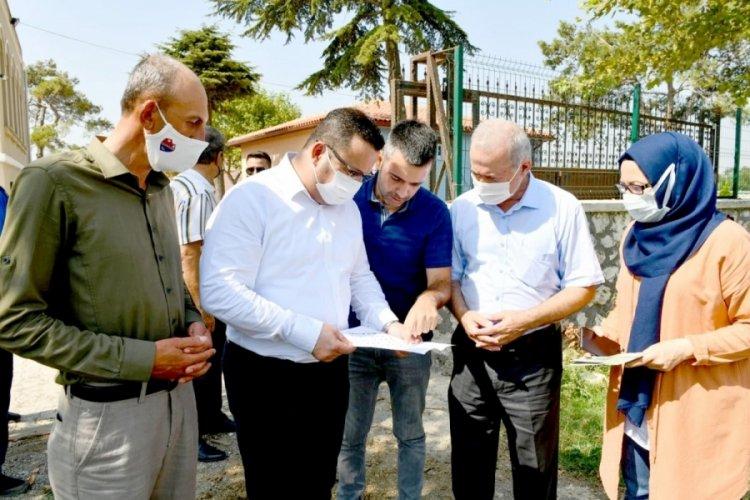 Bursa'da orman okulu açılıyor!