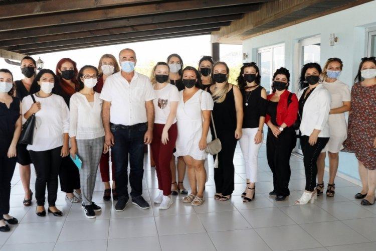 Bursa Mudanya Zübeyde Ana Çocuk Akademisi yeni döneme hazır