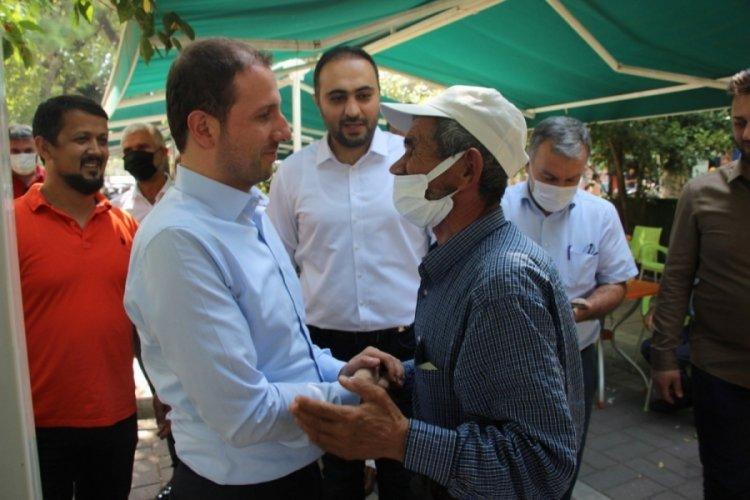 Bursa Milletvekili Kılıç gençlerle buluştu