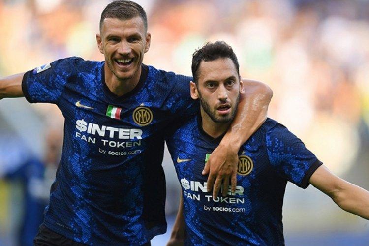 Hakan Çalhanoğlu, Inter kariyerine iyi başladı