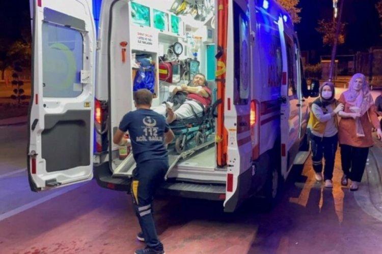Düğün sonrası 28 kişi zehirlenerek hastaneye kaldırıldı