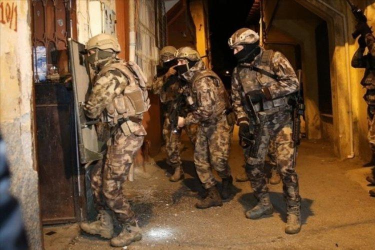 DEAŞ operasyonuyla 6 şüpheli gözaltına alındı