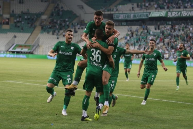 Bursaspor deplasmanda Erzurumspor'la oynayacak!