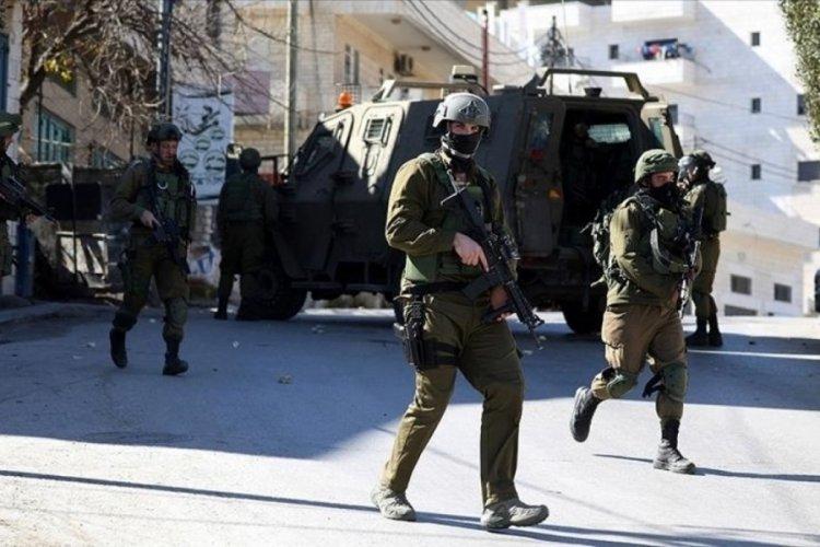 İsrail güçleri Batı Şeria'da engelli Filistinliyi silahla vurarak yaraladı