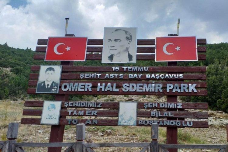 Türk bayrağına silahlı saldırı!