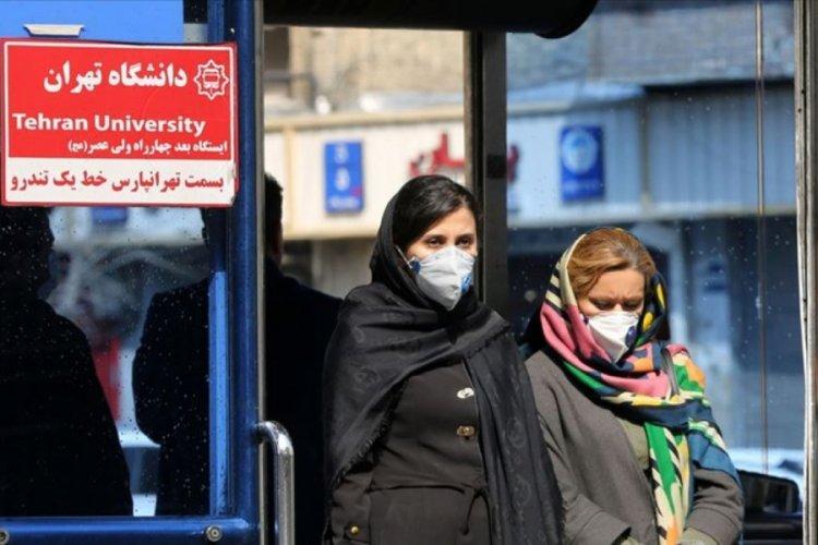 İran'da salgının başından bu yana en yüksek ölüm kaydedildi