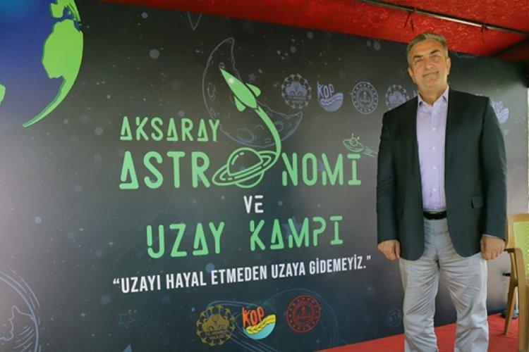 TUA Başkanı Yıldırım: 2023 yılı bizim için çok önemli bir yıl, Ay'a ulaşma hedefliyoruz