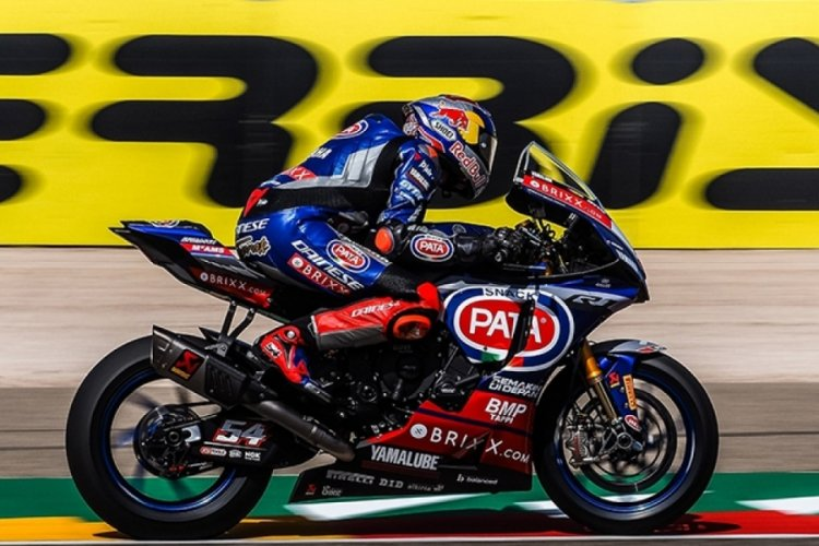 Razgatlıoğlu, İspanya'daki ikinci yarışta birinci oldu