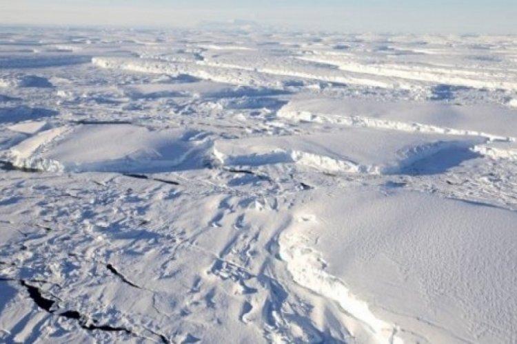 Felaketler peş peşe: Kıyamet Günü buzulu eriyor