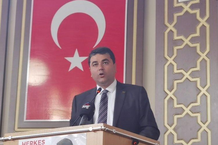 DP Genel Başkanı Uysal Bursa'da: Maalesef Türkiye gerilemiş durumdadır