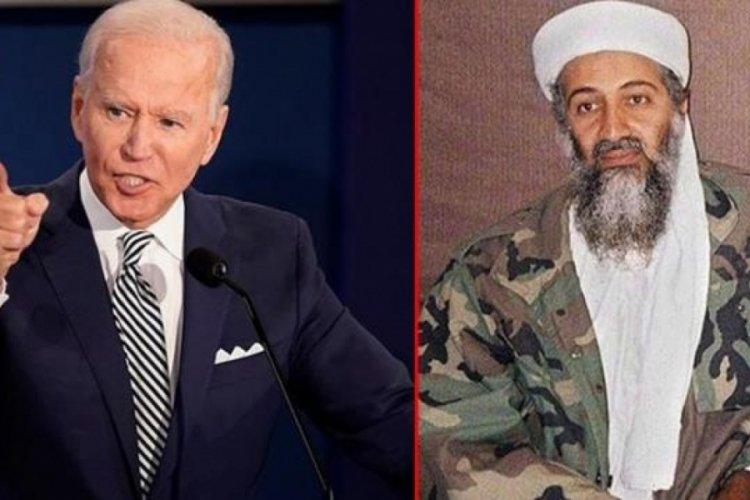 Bin Ladin'in ölmeden önce Biden'a dokunulmazlık verdiği ortaya çıktı