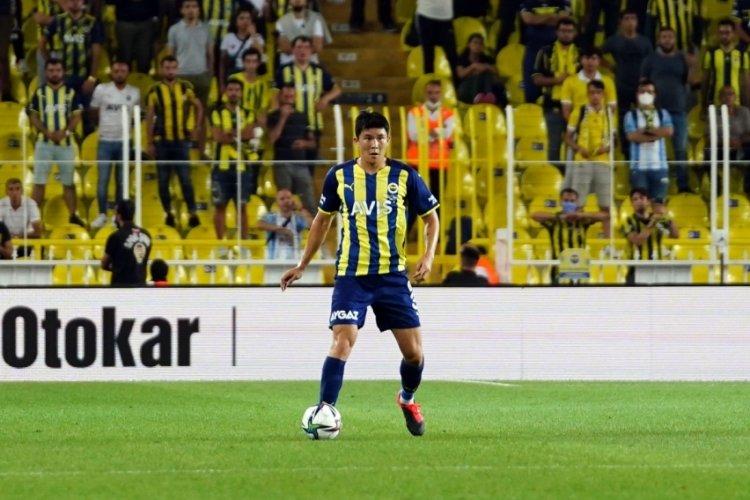 Fenerbahçe'nin Güney Koreli transferi ilk maçına çıktı