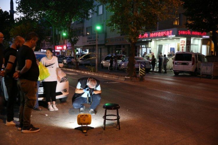 Bursa'da çay ocağına silahlı saldırı!