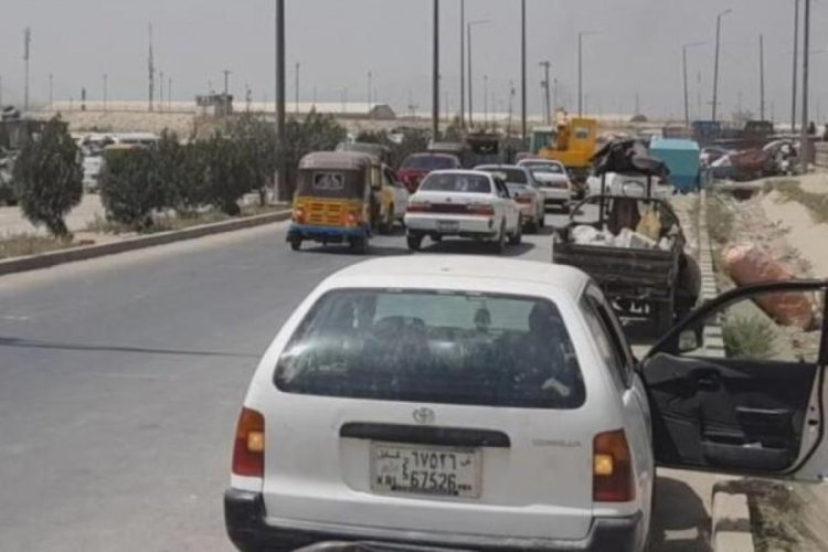 Taliban'ın giremediği Pencşir kenti, askeri bir çehre almış durumda!