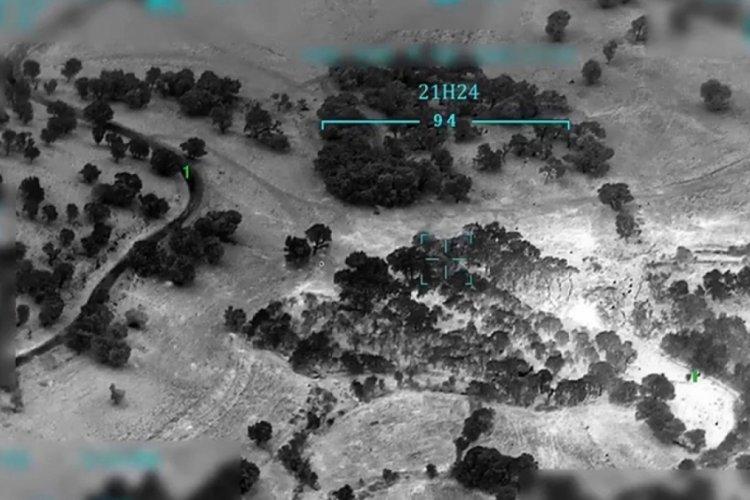 MSB duyurdu! 28 terör hedefi, hava harekâtı ile yerle bir edildi