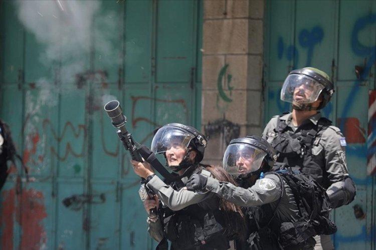 İsrail güçlerinin Batı Şeria'da Filistinli bir çocuğu öldürdü