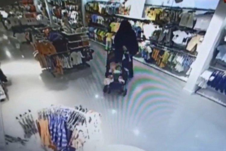 İstanbul Çekmeköy'de çanta çalan kadın yakalandı!