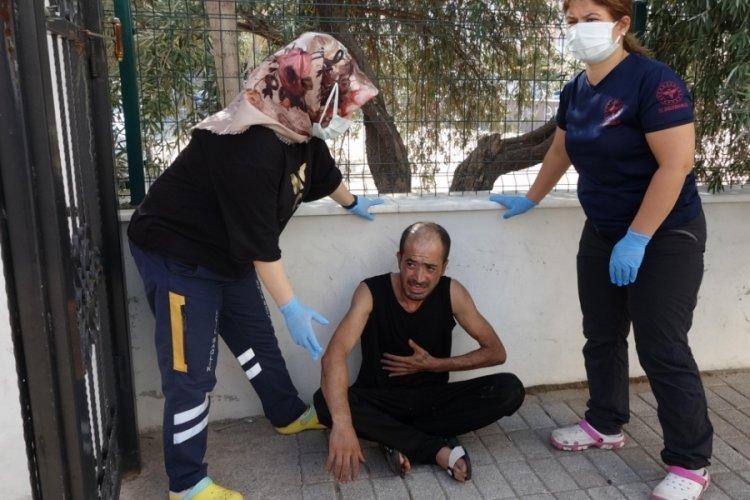 Antalya'da kirayı alamayınca evi yaktı iddiası