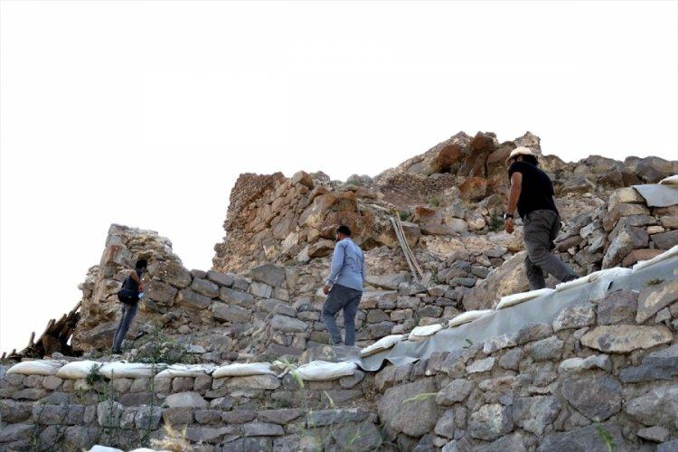 Konya'daki 5 bin yıllık stratejik kale kapısı ortaya çıktı