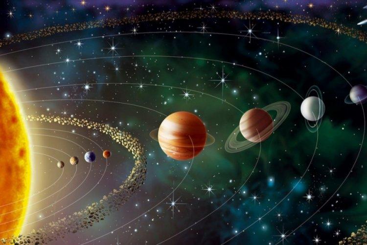 Güneş Sistemi'nde yörüngede en hızlı dönen asteroid bulundu
