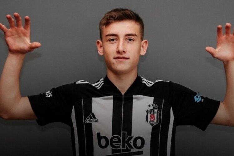 Beşiktaş, Bilal Ceylan'ı Bandırmaspor'a kiraladı